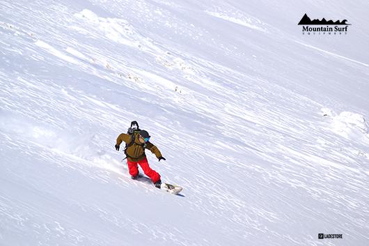 mountain surf スノーウェアー